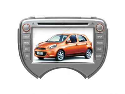 CYCLONE NISSAN Micra DVD ve Multimedya Sistemi